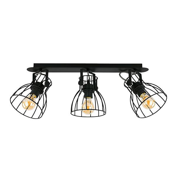 Светильник TK Lighting 2122 Alano Black