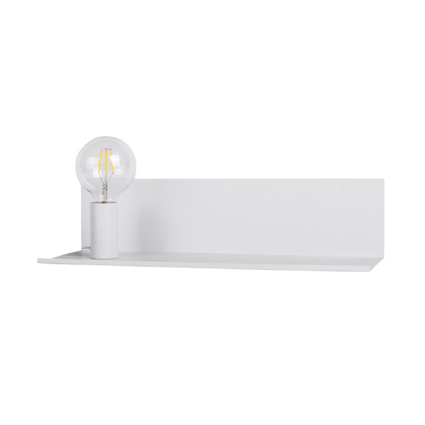 Бра Zuma Line CS-W088L-M (white) Shelf
