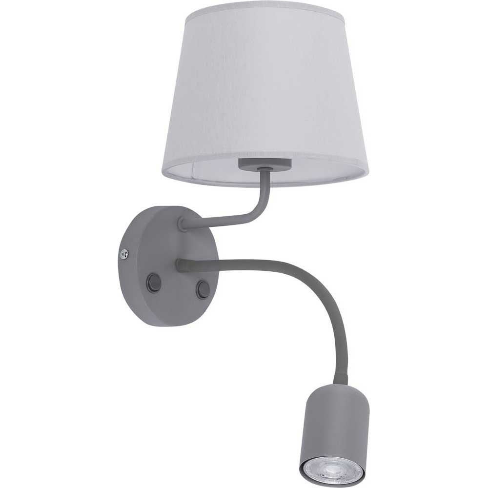 Бра TK Lighting 2536 Maja Gray