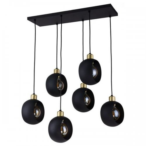 Светильник TK Lighting 2756 Cyklop Black