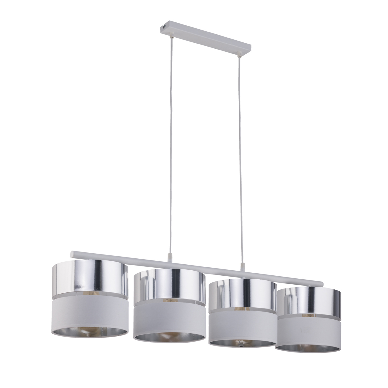 Светильник TK Lighting 4177 Hilton Silver