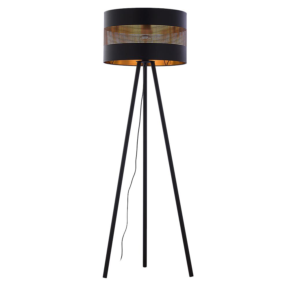 Торшер TK lighting 5053 Tago Black