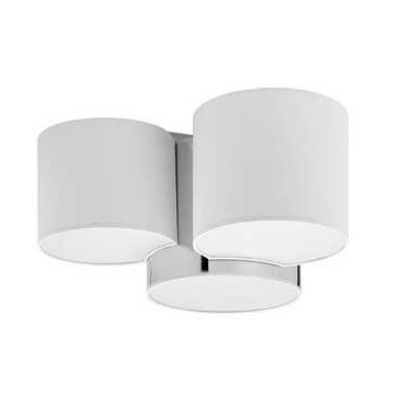 Cветильник TK lighting 3346 D560mm Mona Silver