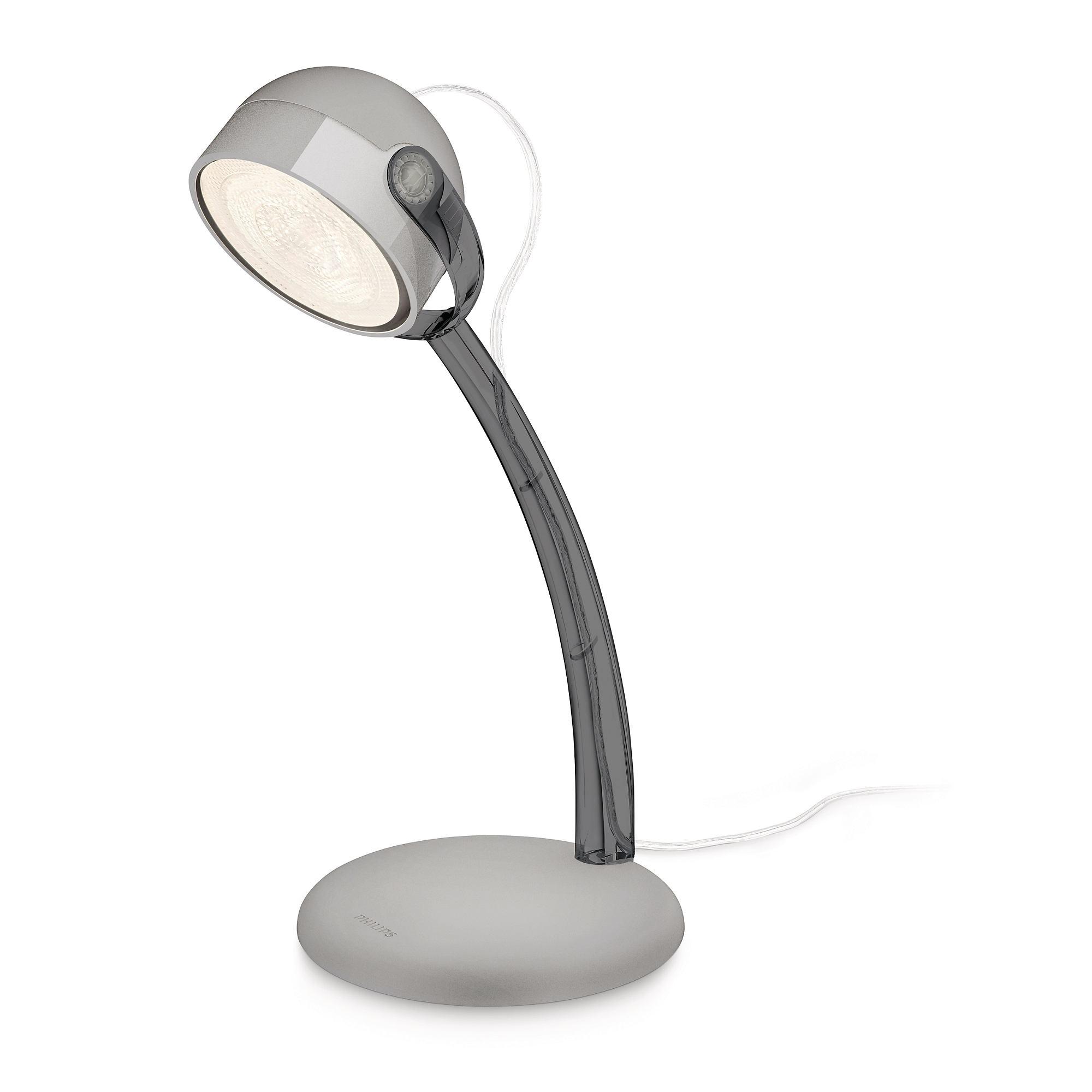 Купить настольные лампы на струбцине в интернет-магазине в
